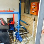 Hot Water Boiler Installation 2